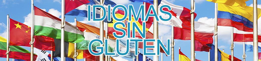 Aprender idiomas ``Sin Gluten``