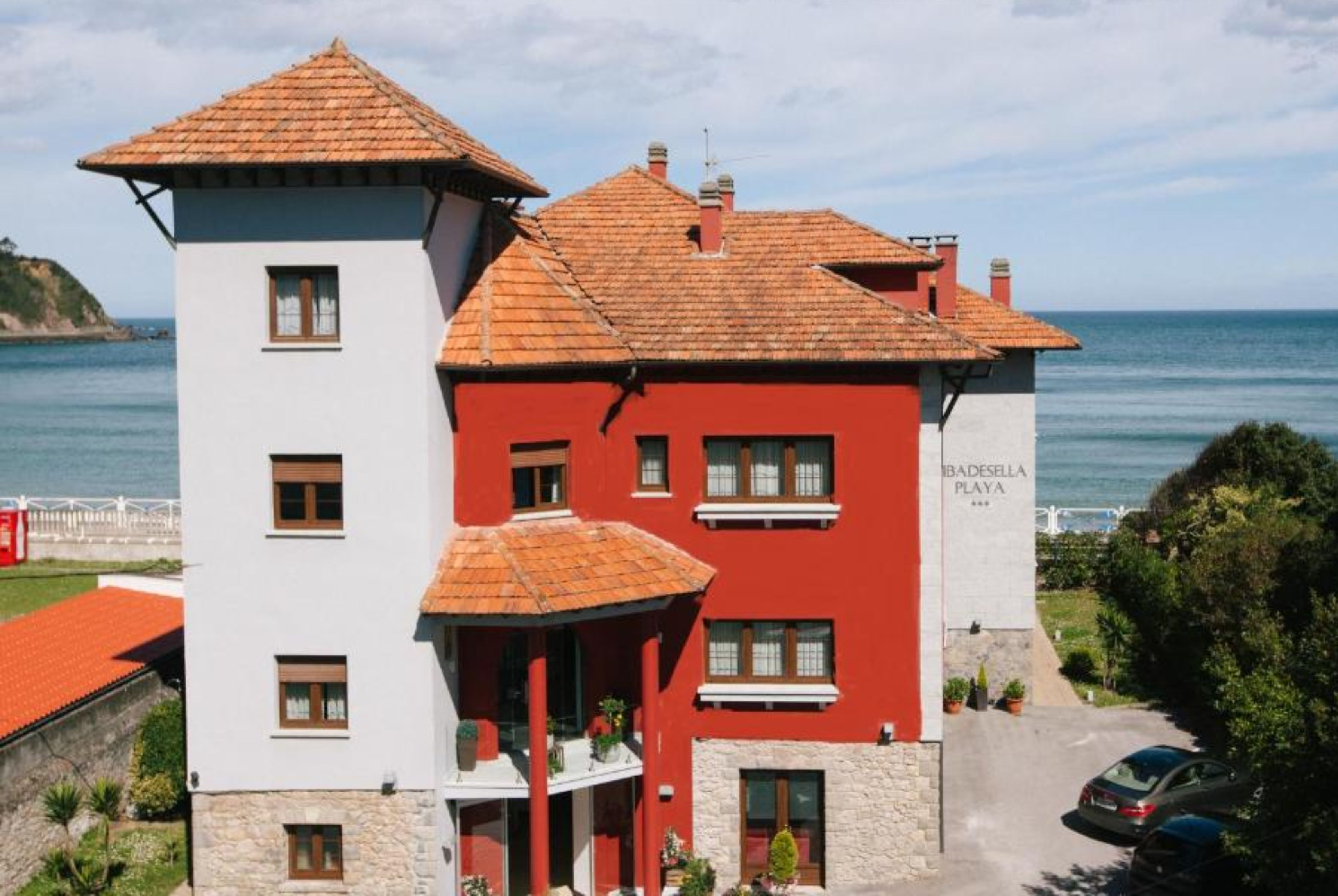 Hotel Ribadesella Playa 3*