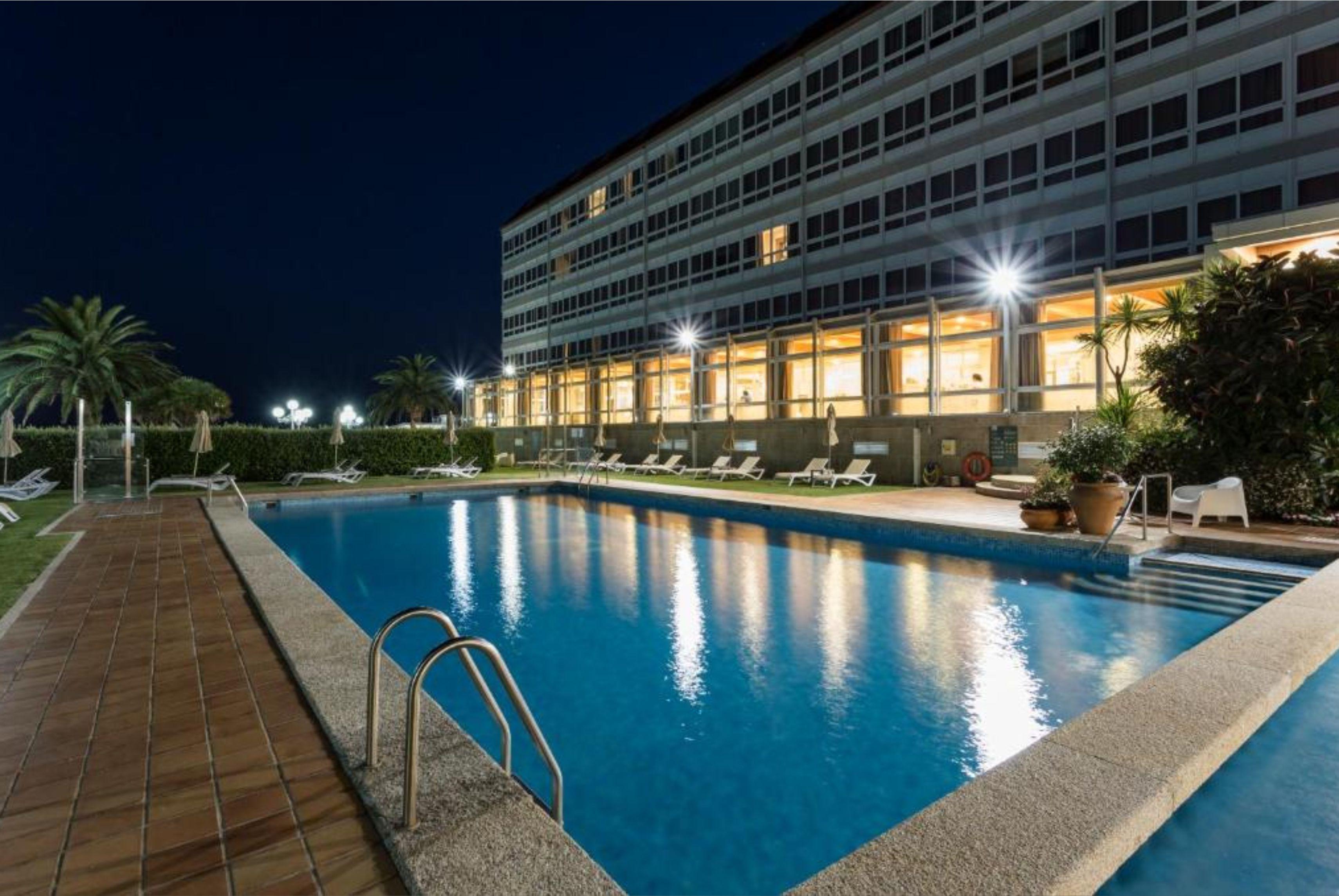 Hotel Talaso Louxo La Toja 4*